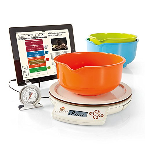 Perfect bake app controlled baking device cooking gizmos for Perfect bake bluetooth