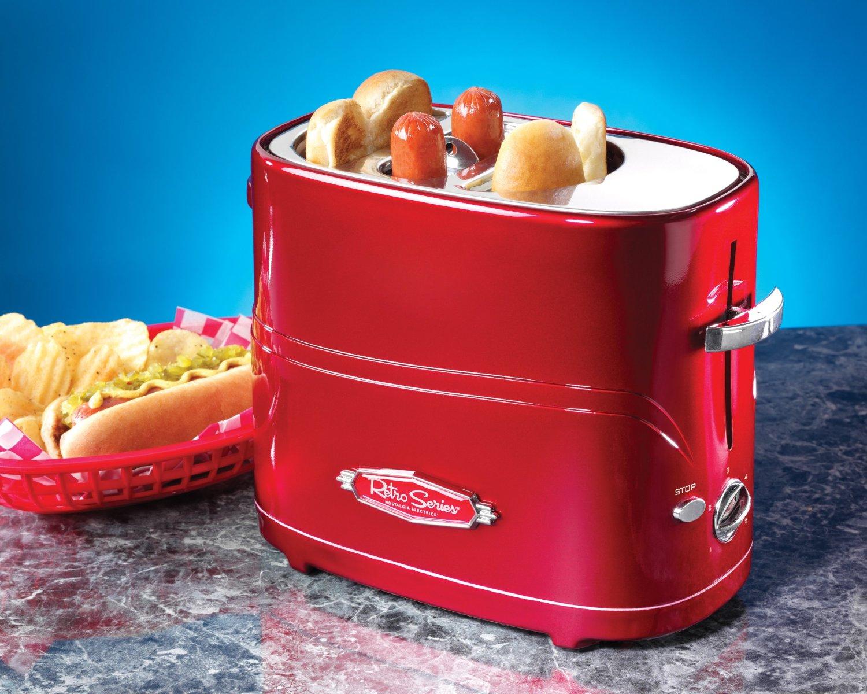 hog dog toaster
