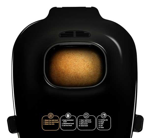 tfal bread machine