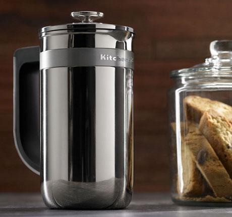 Kitchenaid Precision Press Coffee Maker Cooking Gizmos