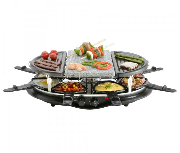 VonShef-Stone-Raclette-Grill