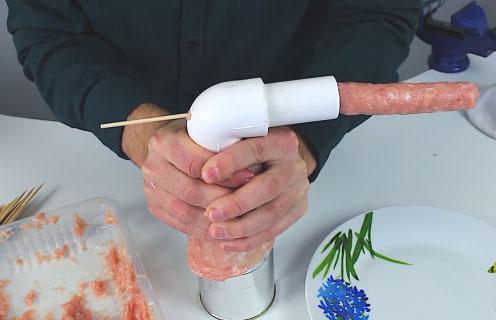 Diy Homemade Kebab Machine Cooking Gizmos