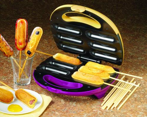 Nostalgia Electrics Snacks On A Stick Maker Cooking Gizmos
