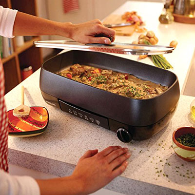 Philips 3 In 1 Grill And Griddle Cooking Gizmos