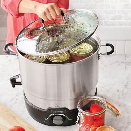 Ball Freshtech Electric Water Bath Canner Cooking Gizmos