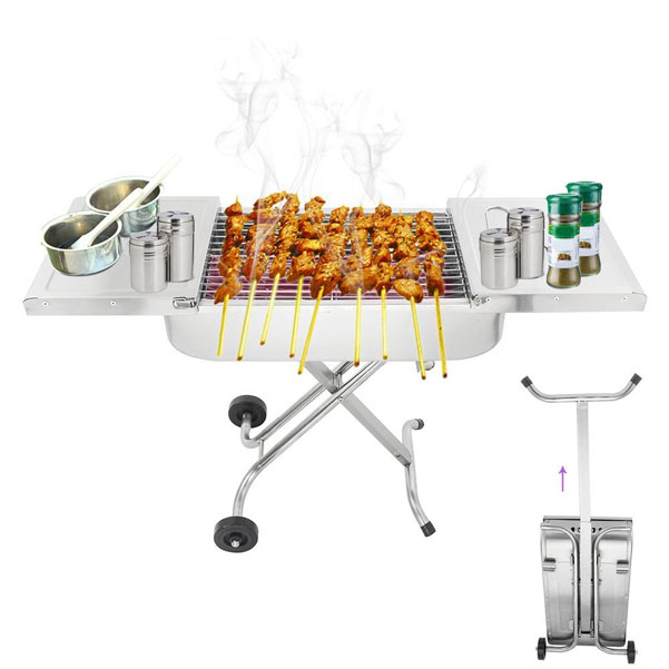 Honeyall-Suitcase-Style-Folding-BBQ-Grill