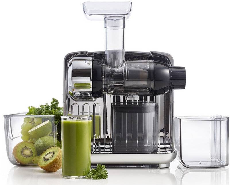 Andrew James Masticating Slow Juicer Review : HL1631 Juicer Mixing andrew james professional whole fruit power juicer 850 review each these five