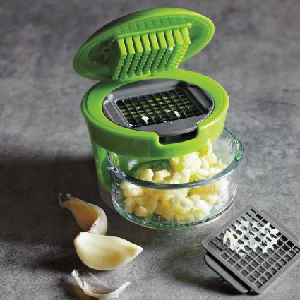 Sur La Table Garlic Press and Slice - Cooking Gizmos