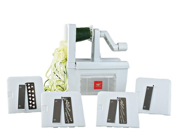 Paderno-World-Cuisine-Spiralizer-Pro