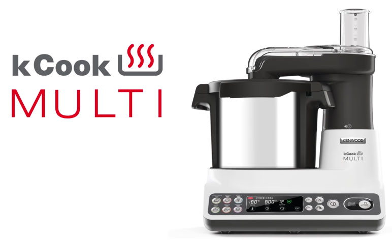 Kenwood Kcook Multi Food Processor Cooking Gizmos