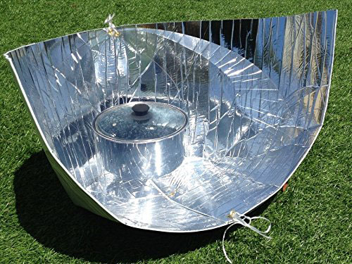 Haines Solar Cooker Cooking Gizmos