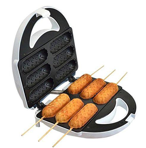 Hot Dog Cooking Machine