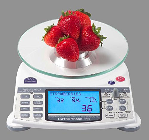 Nutratrack Pro Digital Nutrition Scale