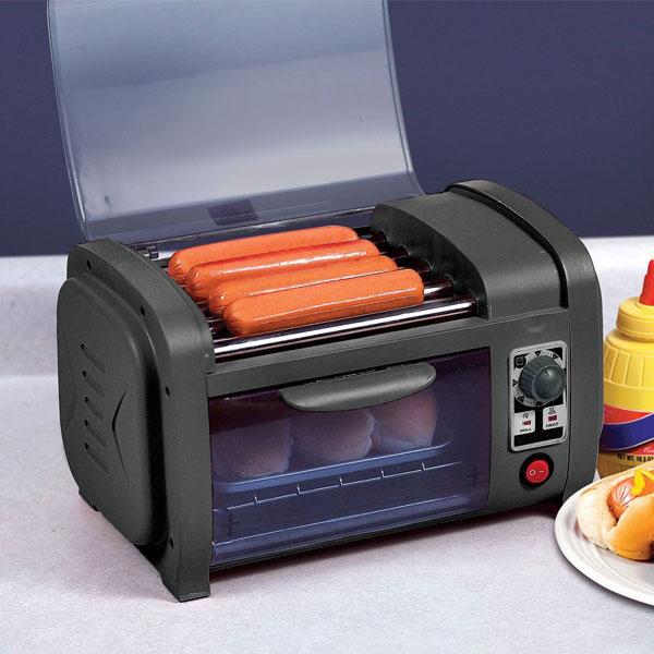 Toaster Hot Dog