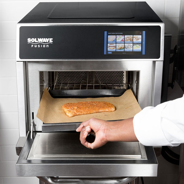 Countertop Oven Meals : Solwave Fusion Cooking Countertop Oven - Cooking Gizmos