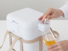 Hidden Beer Fridge Hides Your Beer Underground Cooking