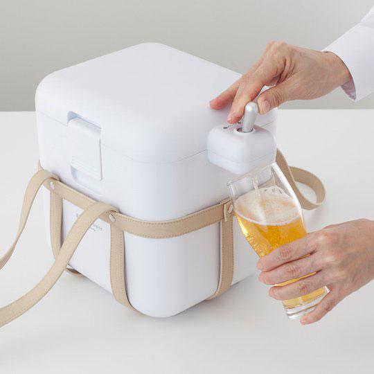Foamy Beer Server Drink Cooler Cooking Gizmos