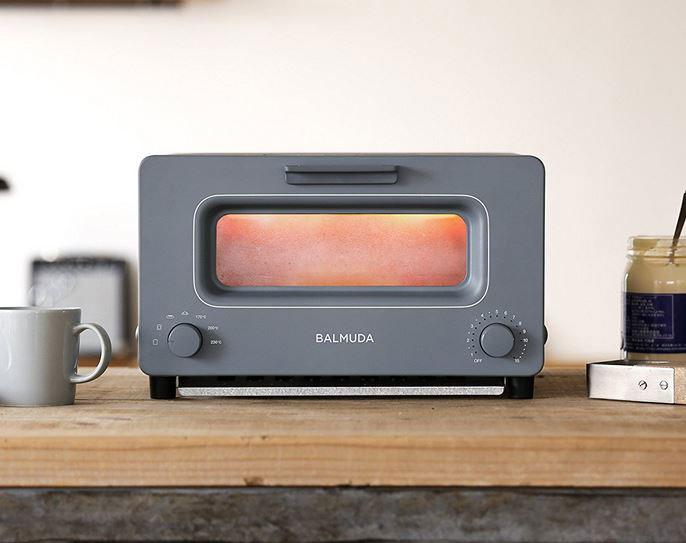 Balmuda Steam Toaster Oven Cooking Gizmos