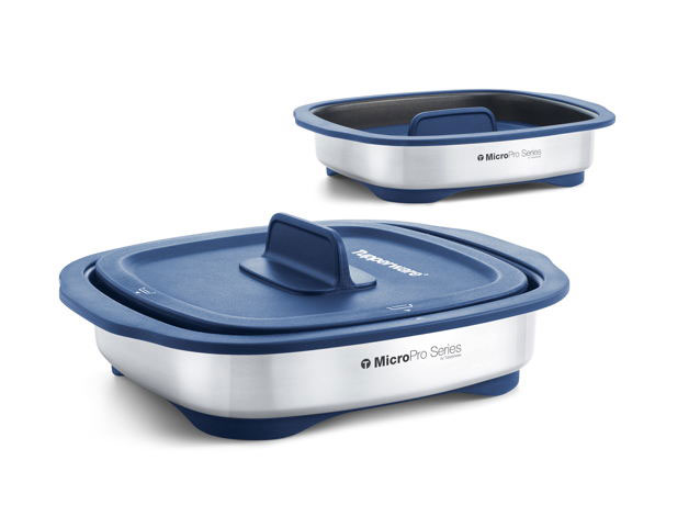 Tupperware Micropro Grill For Microwave Cooking Gizmos
