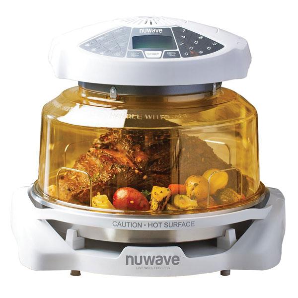 Nuwave Infrared Convection Countertop Oven Cooking Gizmos