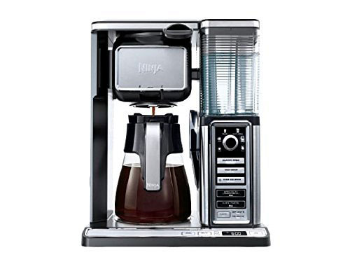 Ninja K Cup Coffee Maker : Ninja 10 Cup Coffee Maker with Frother - Cooking Gizmos