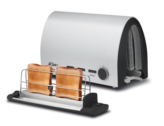 Arzum Firrin Toaster With Sliding Tray Cooking Gizmos