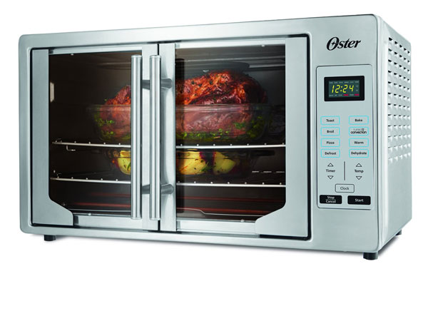 Oster Digital French Door Oven Cooking Gizmos