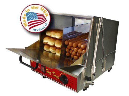 Paragon-Hot-Dog-Steamer