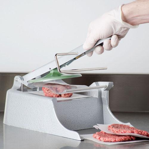 hamburger-press-patty-molding-machine