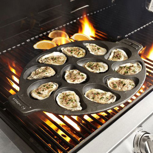 sur-la-table-cast-iron-oyster-pan