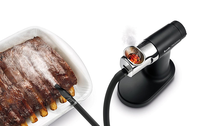 Smoking Gun Pro Food Smoker Cooking Gizmos