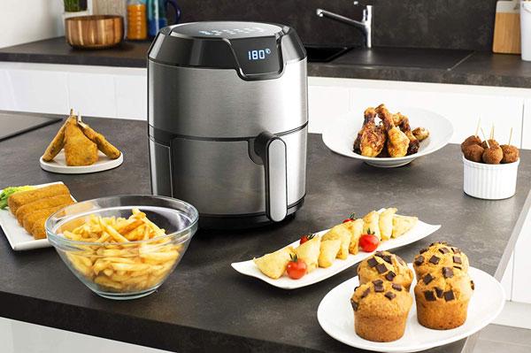 Krups Ey401 Air Fryer Xl Cooking Gizmos
