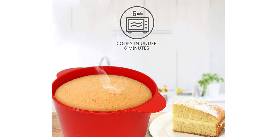 Betty Crocker Microwave Cake Maker Cooking Gizmos